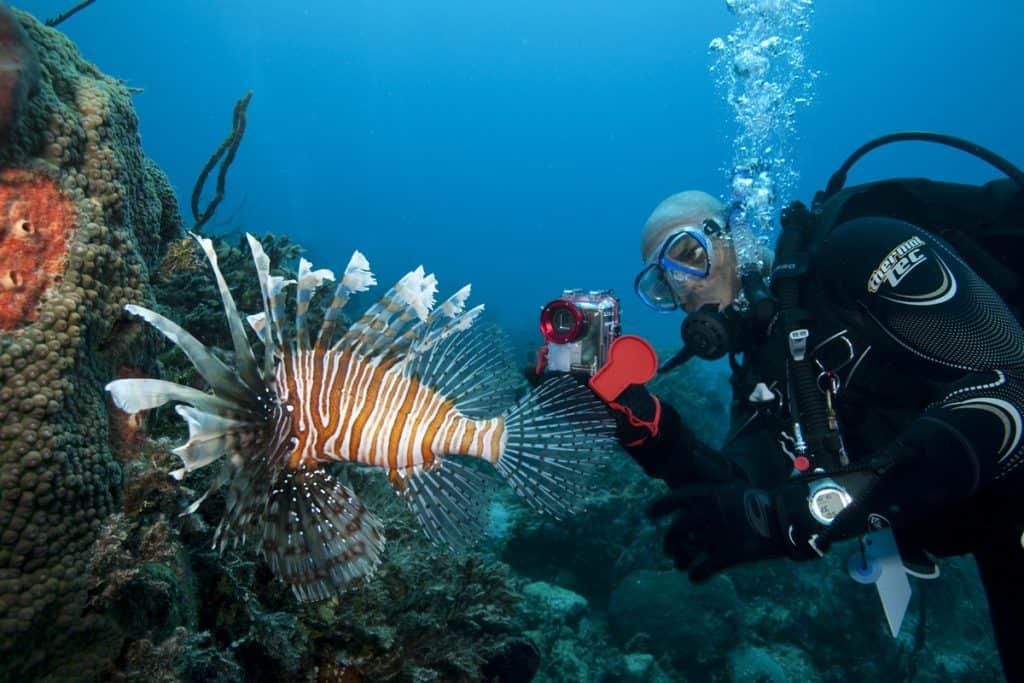 PADI Specialty Dive on Malapascua Island