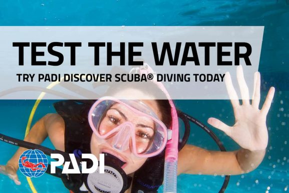 Discover Scuba Diving on Malapascua Island