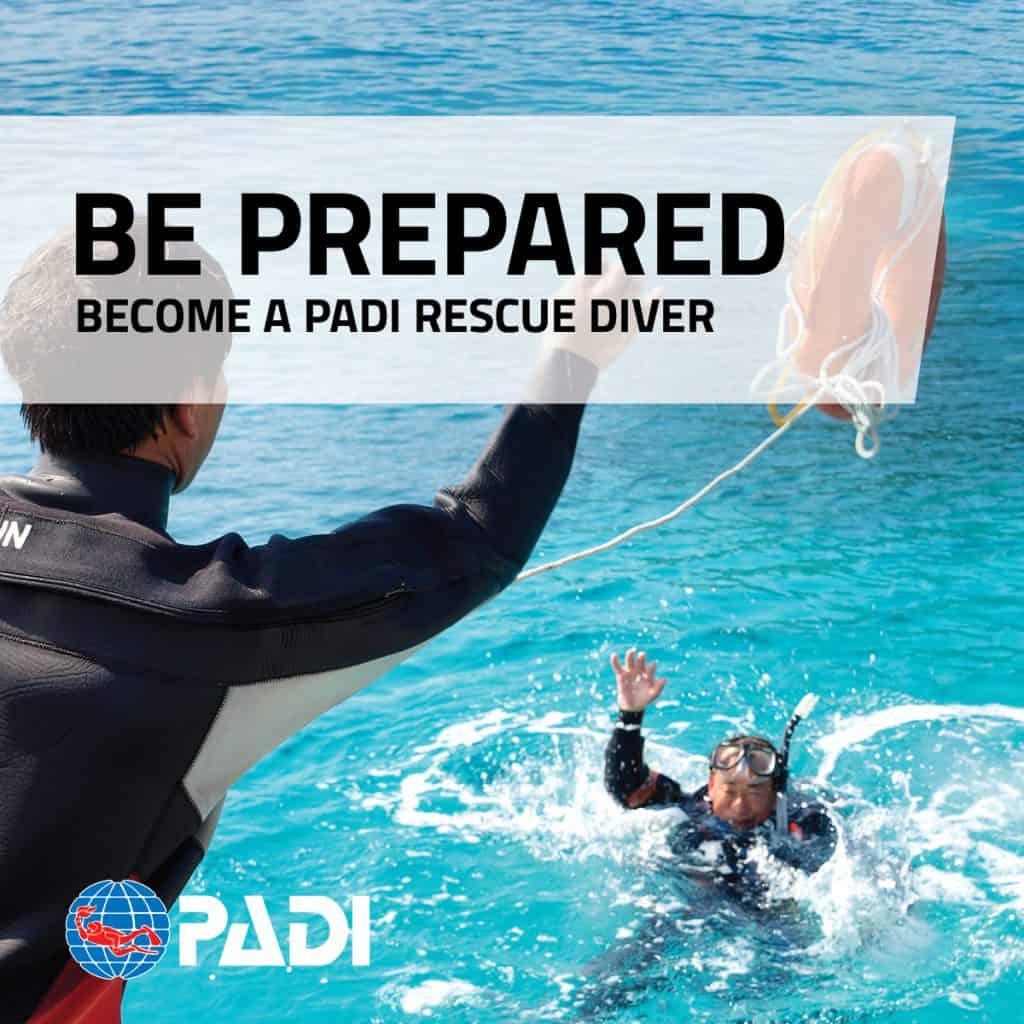 Rescue Diver Course on Malapascua