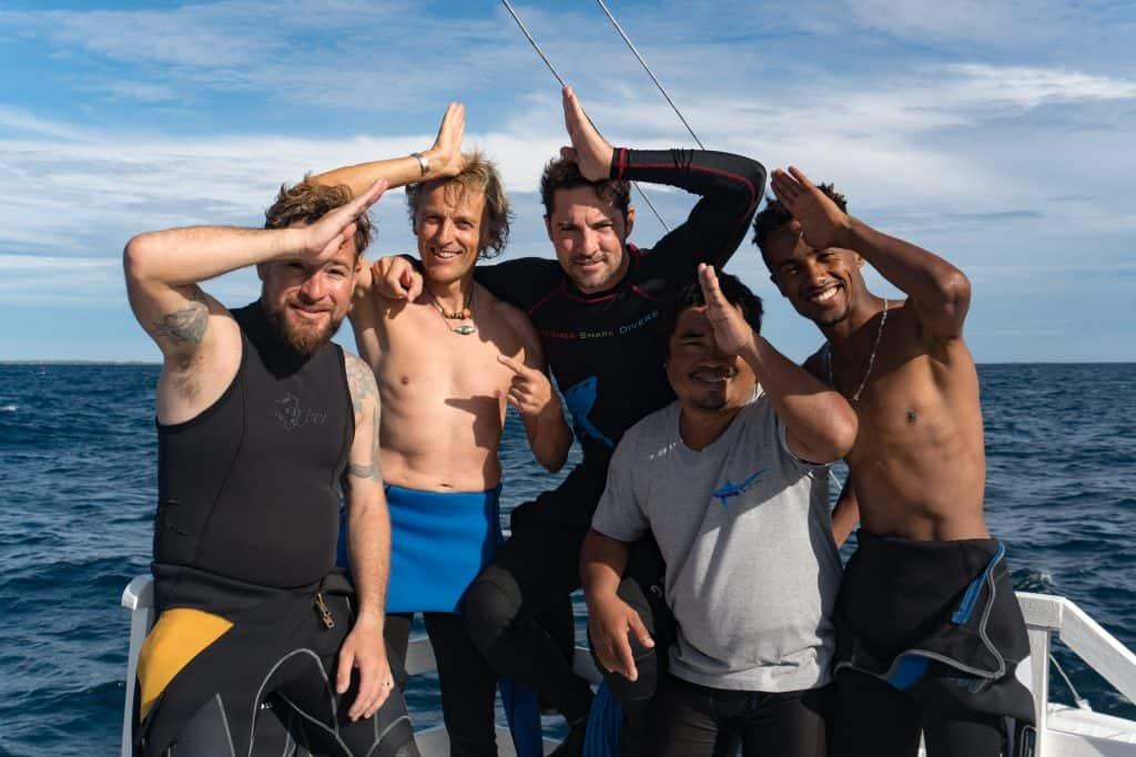 Divers Malapascua Island