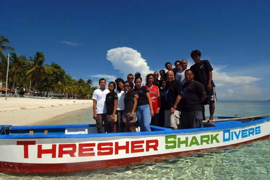 TSD Malapascua Staff
