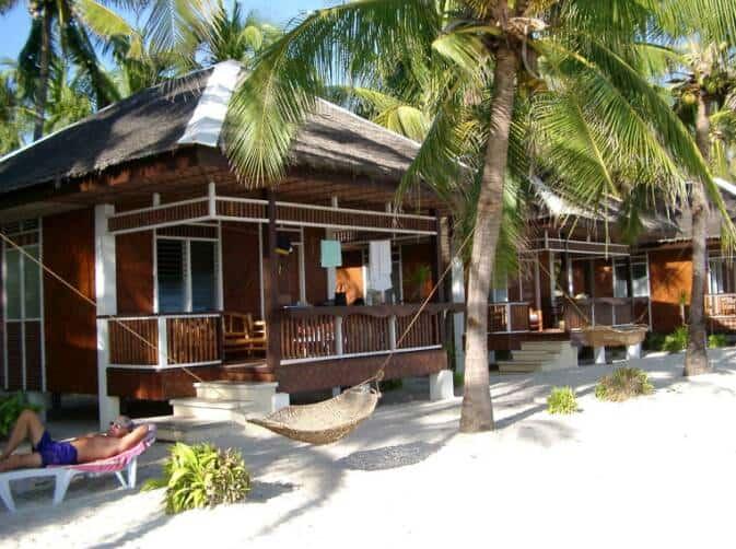 Cocobana bungalow on Malapascua Island