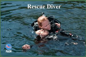 PADI Rescue Diver Course on Malapascua