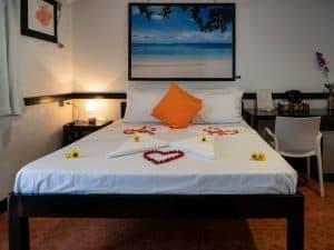 Double Bed Deluxe Hippocampus Resort Malapascua